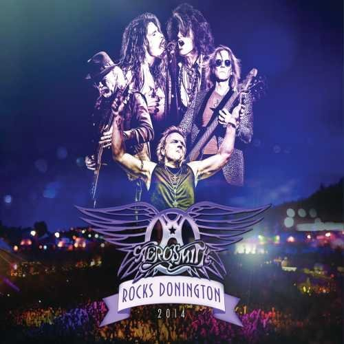 Aerosmith Rocks Donington 2014 DVD 2 CD Combo Rocks Donington 2014