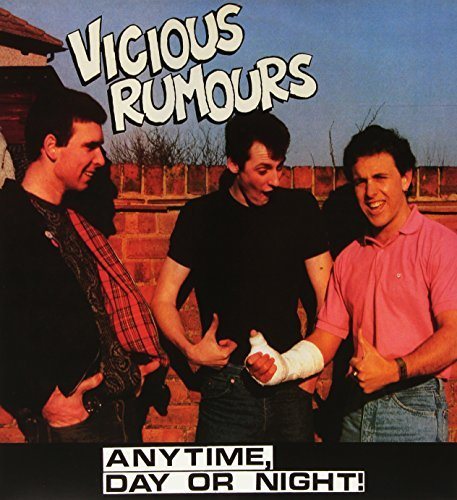 Vicious Rumours Anytime Day Or Night Anytime Day Or Night