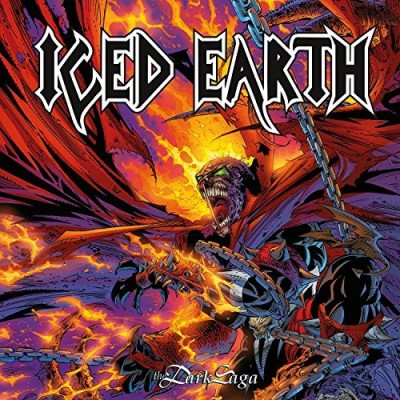Iced Earth Dark Saga