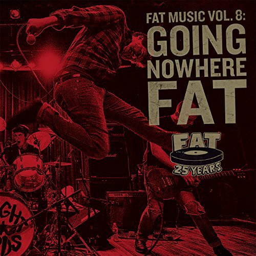Fat Music 8 Going Nowhere Fat (indie Exclusive Orange & Purple Vinyl) Fat Music 8 Going Nowhere Fat (indie Exclusive Orange & Purple Vinyl) Limited To 250 Copies