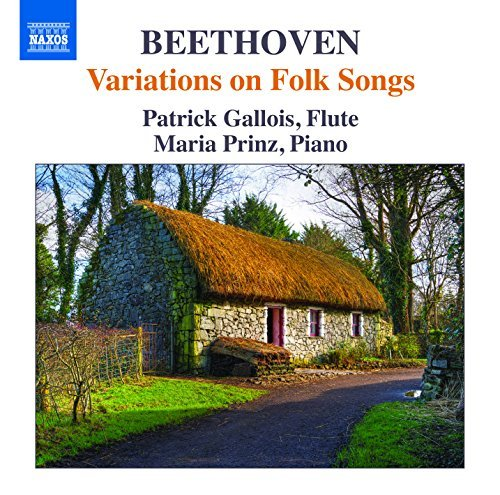 Beethoven Gallois Prinz Variations On Folk Songs