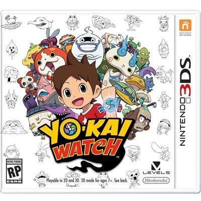 Nintendo 3ds Yokai Watch 3ds