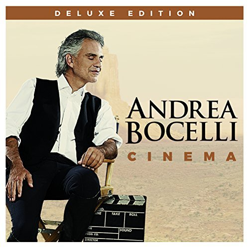 Andrea Bocelli Cinema (deluxe Edition) Cinema (deluxe Edition)
