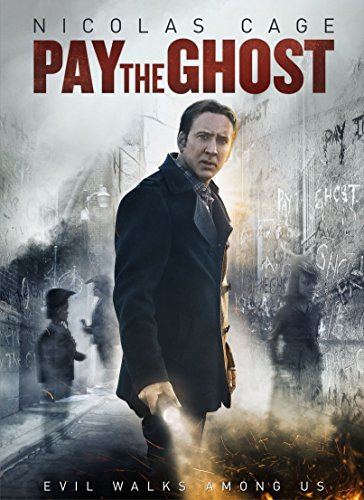 Pay The Ghost Cage Callies DVD Nr