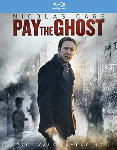 Pay The Ghost Cage Callies Blu Ray Nr