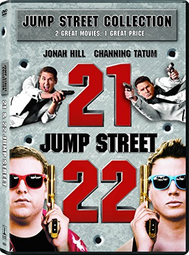 21 Jump Street (2012) 22 Jump Street Double Feature DVD Nr