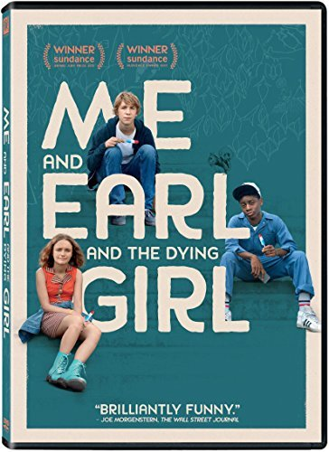 Me & Earl & The Dying Girl Mann Cycler Cooke DVD Pg13