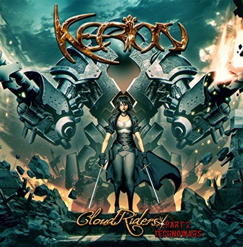 Kerion Cloudriders 2 Technowars