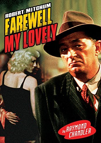 Farewell My Lovely Mitchum Rampling DVD R