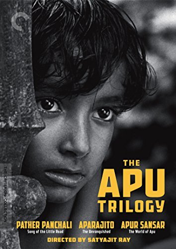 Apu Trilogy Apu Trilogy DVD Nr Criterion
