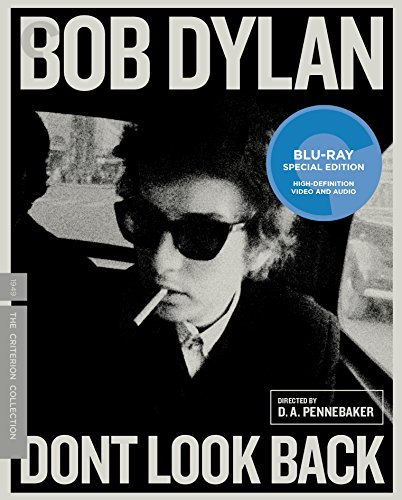 Don't Look Back Bob Dylan Blu Ray Nr Criterion