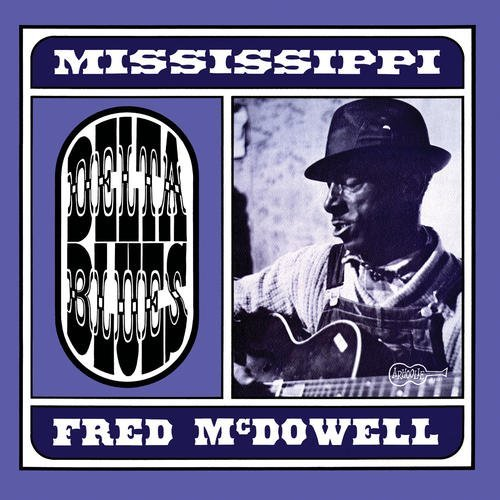 Mississippi Fred Mcdowell Delta Blues Lp