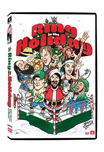 Wwe Ring In The Holiday DVD
