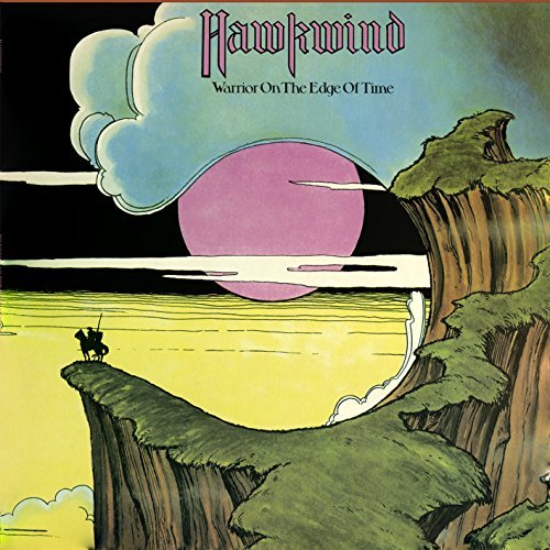 Hawkwind Warrior On The Edge Of Time