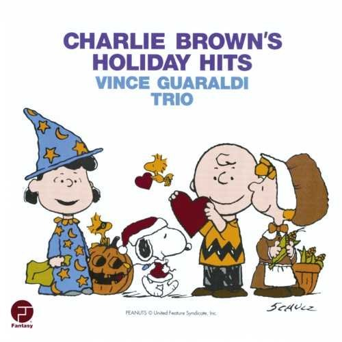 Vince Guaraldi Charlie Brown's Holiday Hits