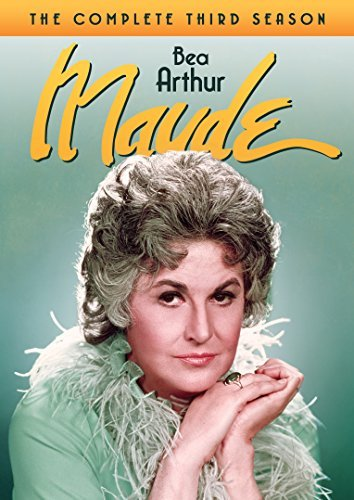 Maude Season 3 DVD