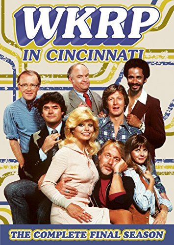 Wkrp In Cincinnati Season 4 Final Season DVD