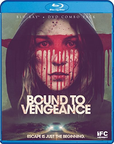 Bound To Vengeance Ivlev Okuda Tyson Blu Ray DVD Nr