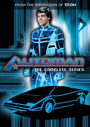 Automan The Complete Series DVD