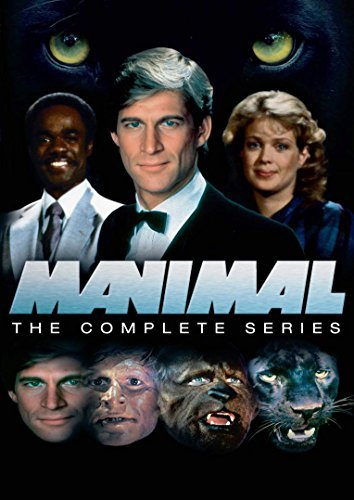 Manimal The Complete Series Complete Series