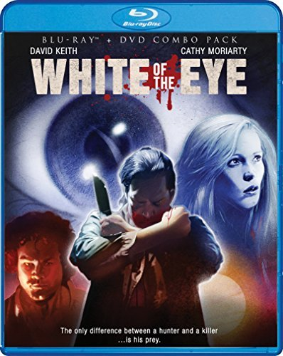 White Of The Eye Keith Moriarty Evans Blu Ray DVD R
