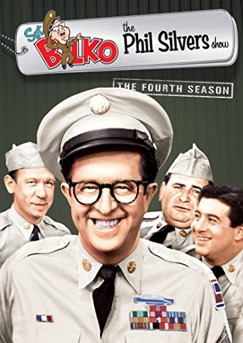 Sgt. Bilko The Phil Silvers Show Season 4 Final Season Season 4 Final Season