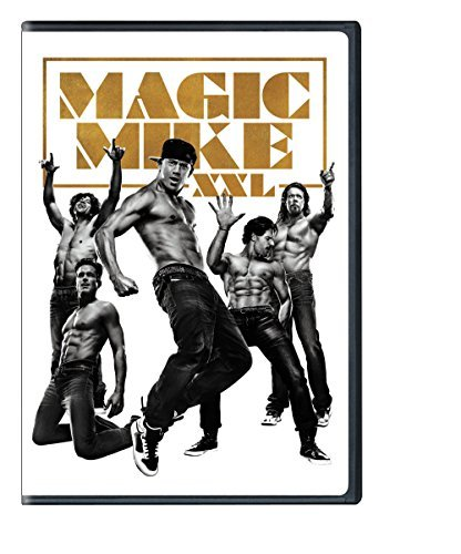 Magic Mike Xxl Tatum Manganiello Bomer Nash DVD R