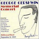 Gershwin Memorial Concert Live At The Hollywood Bowl Levant Pons Swarthout Jolson Klemperer