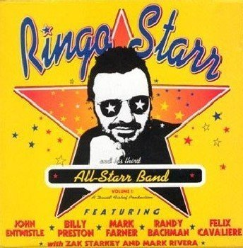 Starr Ringo Ringo Starr & His All Star Band