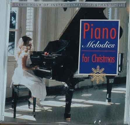 Piano Melodies For Christmas