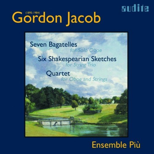 G. Jacob Works For Oboe & Strings Ensemble Piu