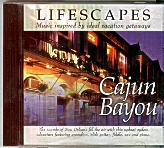 Cajun Bayou Lifescapes Music Inspired By Ideal Vac