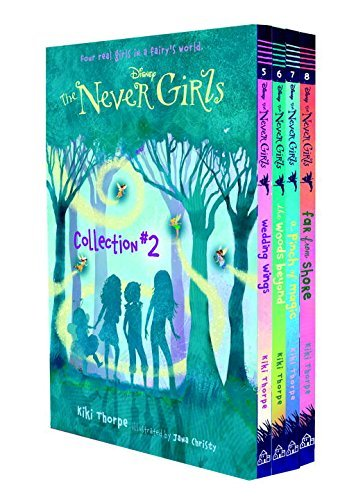 Kiki Thorpe The Never Girls Collection #2 (disney The Never Girls)