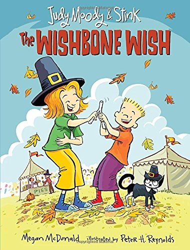 Megan Mcdonald The Wishbone Wish