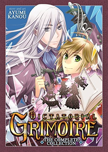 Ayumi Kanou Dictatorial Grimoire The Complete Collection