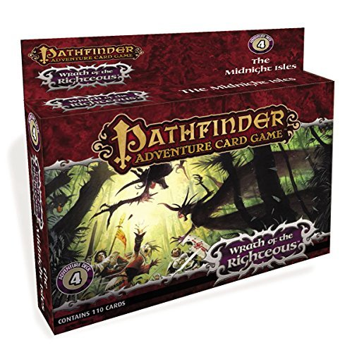 Mike Selinker Pathfinder Adventure Card Game Wrath Of The Righteous Adventure Deck 4 The Mid