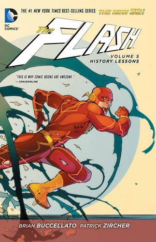 Brian Buccellato The Flash Volume 5 History Lessons 0052 Edition;