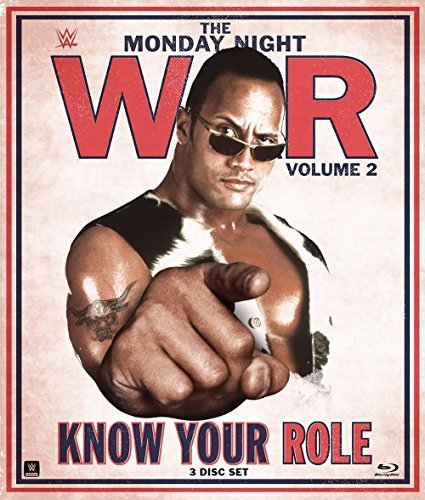 Wwe Monday Night War Volume 2 Know Your Role Monday Night War Volume 2 Know Your Role