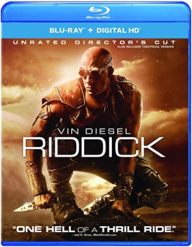 Chronicles Of Riddick Riddick Blu Ray R