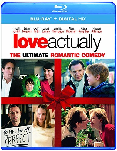 Love Actually Grant Neeson Firth Linney Blu Ray R
