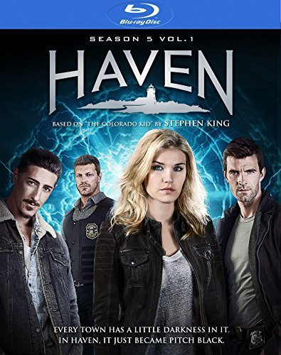 Haven Season 5 Volume 1 Blu Ray