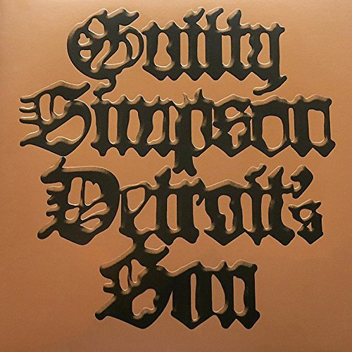 Guilty Simpson Detroit's Son Explicit Version Detroit's Son