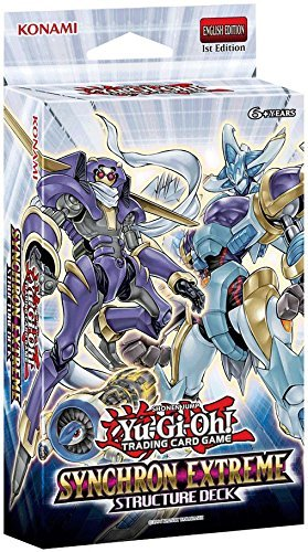 Yu Gi Oh Cards Synchron Extreme Structured Deck