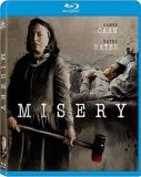 Misery Caan Bates Bacall Farnsworth Blu Ray R