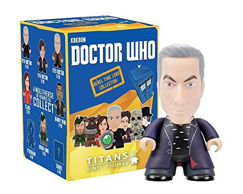 Doctor Who Titans Minifigure Rebel Time Lord Collection