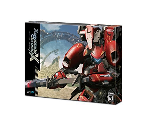 Wii U Xenoblade Chronicles X Special Edition