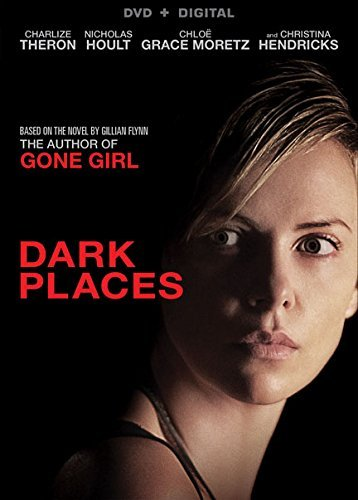 Dark Places Theron Hoult Hendricks Moretz DVD Dc R