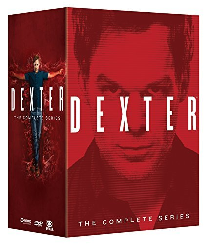 Dexter The Complete Series DVD
