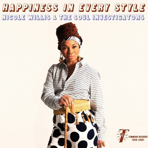 Nicole Soul Investiga Willis Happiness In Every Style