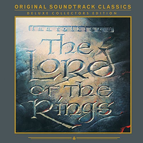 J.R.R. Tolkien's The Lord Of The Rings Soundtrack Soundtrack